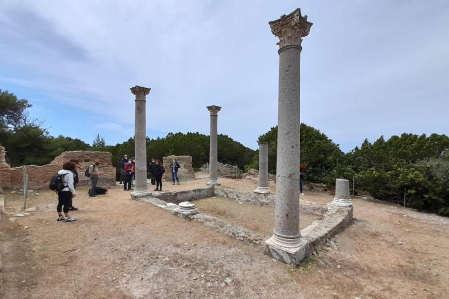 Visita Villa Romana-Stop Over